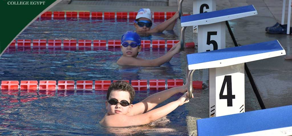 Inter-house swimming competition 18/19
