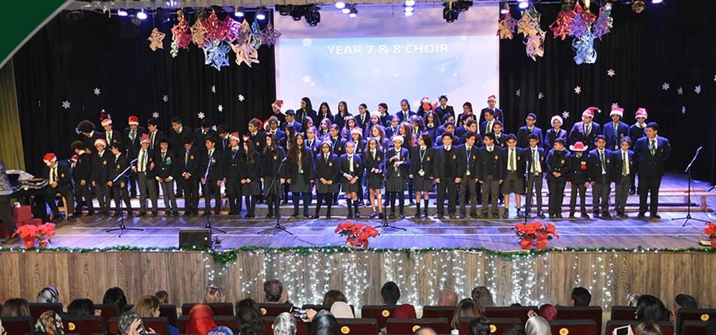 Secondary & Year 6 Winter Concert 18/19