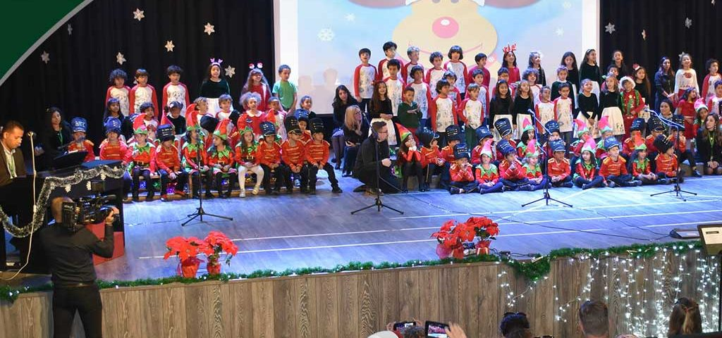 Winter Concert Years 1 and Year 2