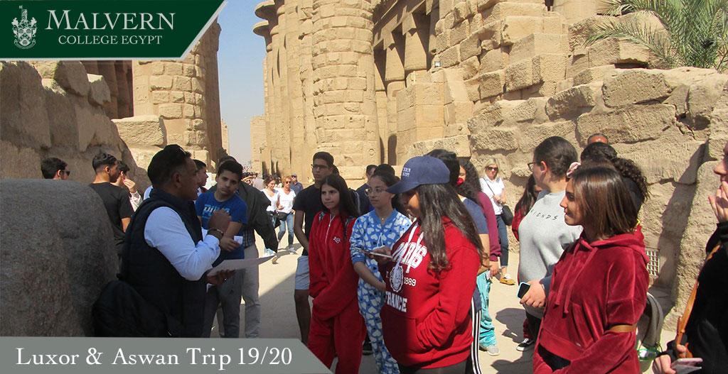 Luxor & Aswan Trip 19/20