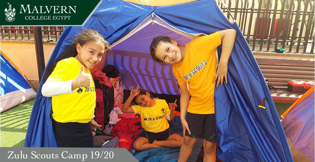 Zulu Scouts Camp 19/20