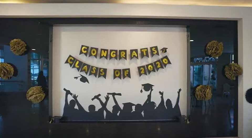 MCE Graduation 2020