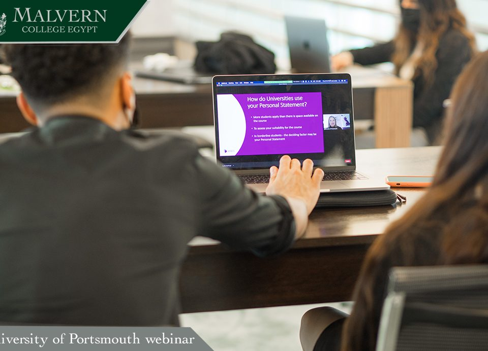 University of Portsmouth Webinar
