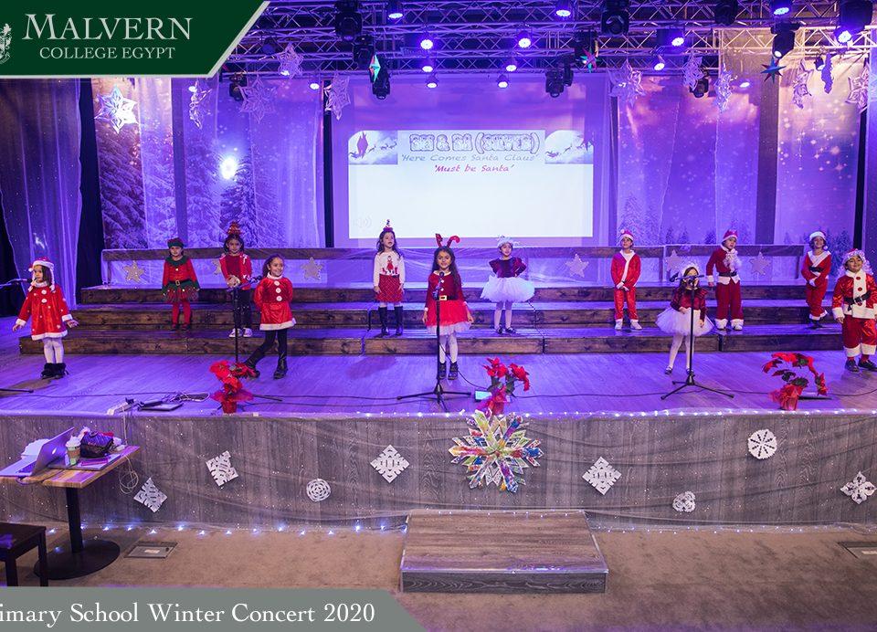 Primary Winter Concert