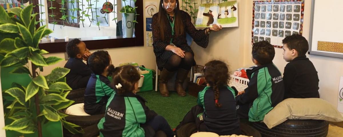 Nursery storytelling