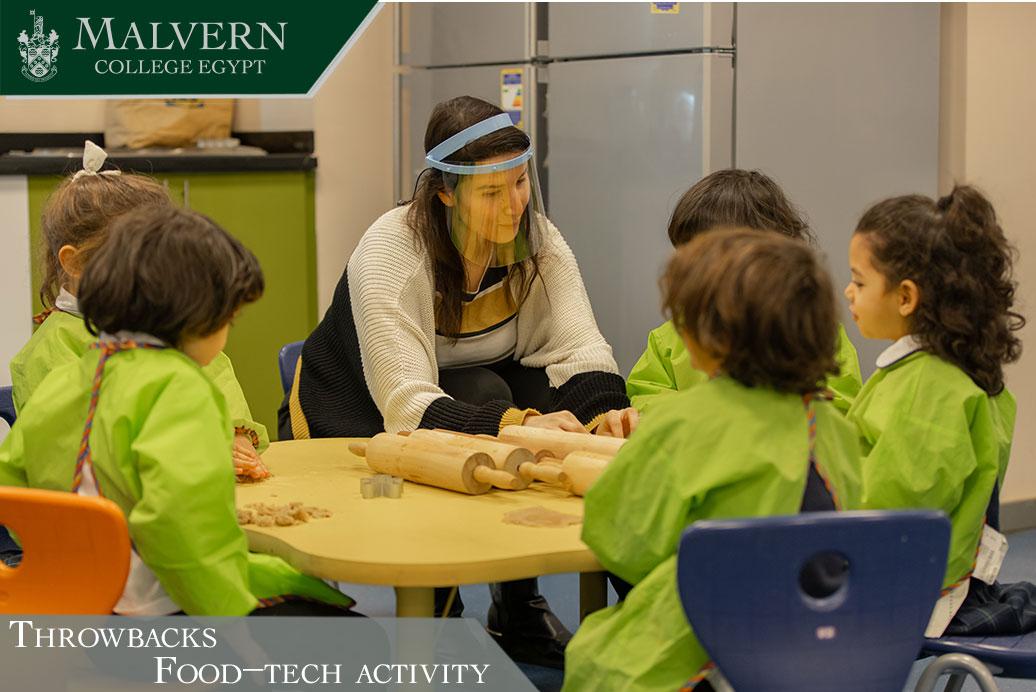 Food Tech Activities
